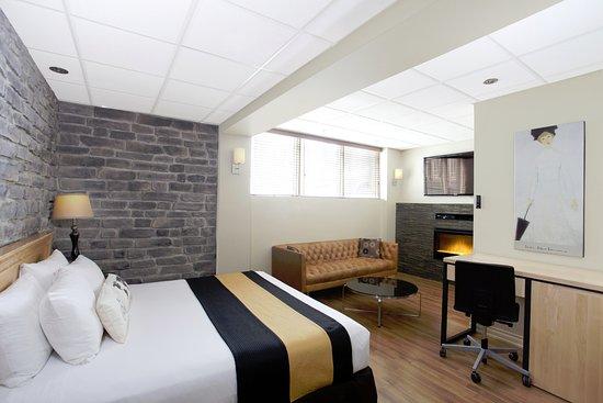 Hotel du Vieux-Quebec: La Quebecoise