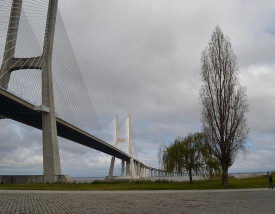 Parque das Nações: Le pont