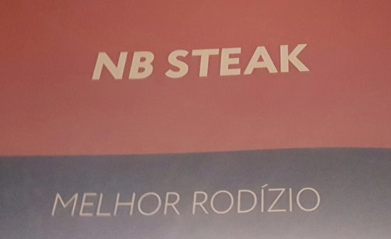 Photo of Steakhouse NB Steak at Avenida Vereador Jose Diniz 3864, Sao Paulo 04604-007, Brazil