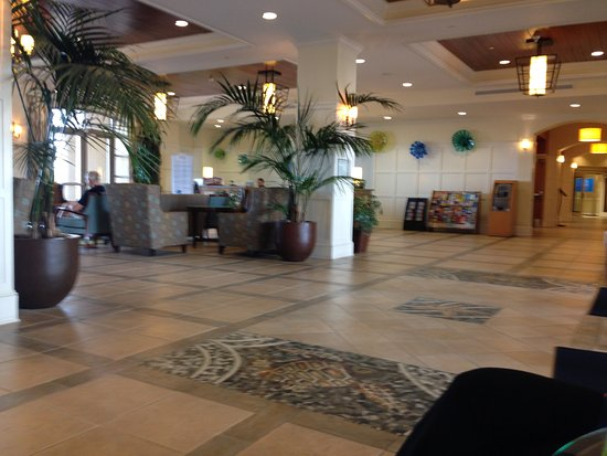 Wyndham Oceanside Pier Resort: lobby