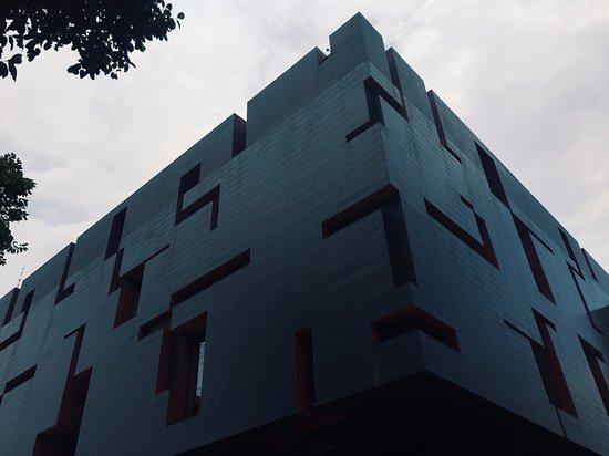 Guangzhou Library: edificio