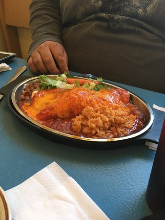 Photo of Mexican Restaurant Tia Sophia's at 210 W San Francisco St, Santa Fe, NM 87501, United States