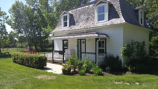 High River, Canada: Mcdougal House
