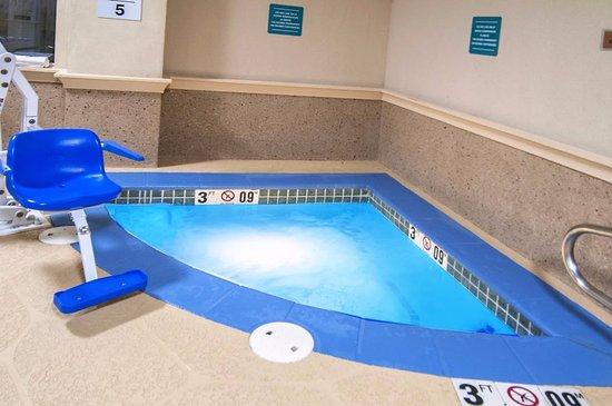 Best Western Plus JFK Inn & Suites: Hot Tub