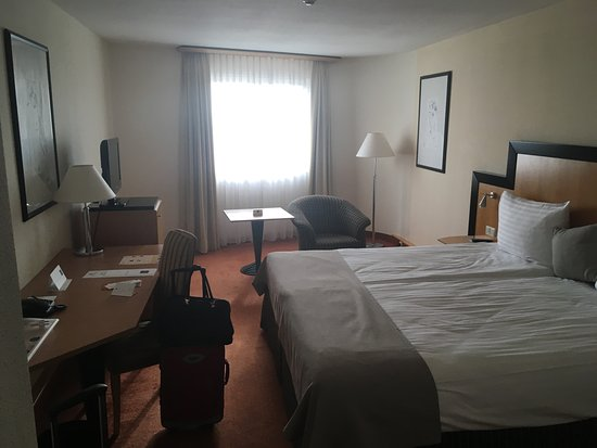 chambre executive - Picture of Don Giovanni Hotel Prague, Prague ...