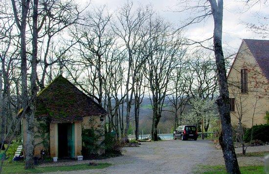Payrac, فرنسا: vue générale de la propriété