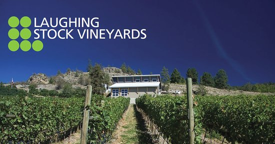 Penticton, Kanada: Laughing Stock Vineyards Winery