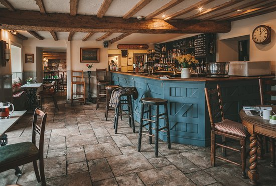 Crudwell, UK: Potting Shed Bar