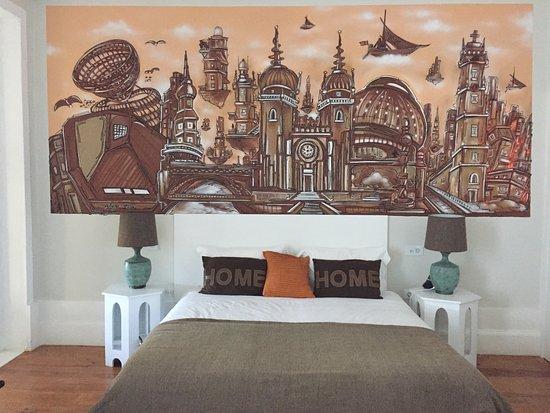 Gallery Hostel Resmi