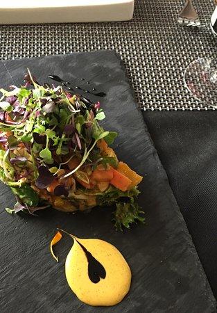 Montejaque, Spain: Ensalada tropical