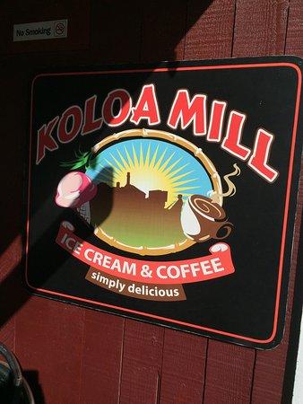 Koloa Mill Ice Cream & Coffee: photo1.jpg