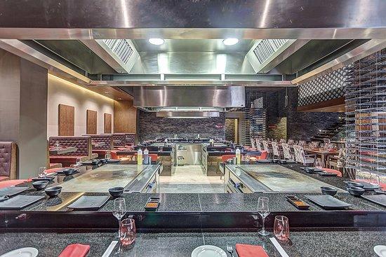 Cap Estate, Σάντα Λουσία: Zen | Japanese Cuisine