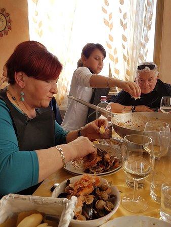Aviano, Italy: Cena di famiglia,domenica mezzogiorno 😋😍😁👌👍✌️😂