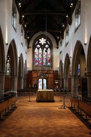 All Saints Church: Church West End