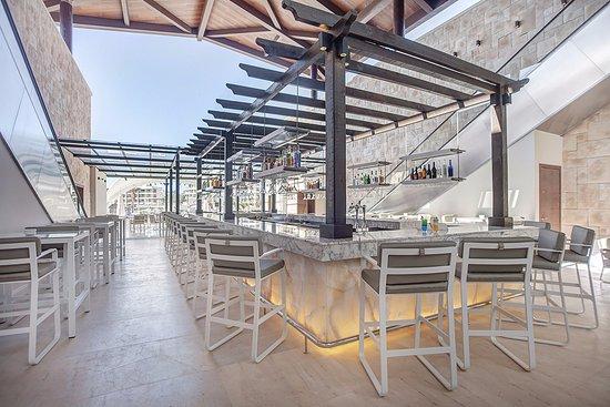 Cap Estate, Sta. Lucía: Martini Mix Bar