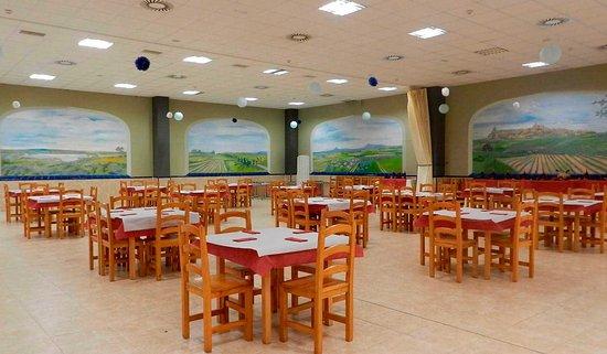 Restaurante 948 en Viana Navarra. Salon de Celebraciones. Bodas Comuniones
