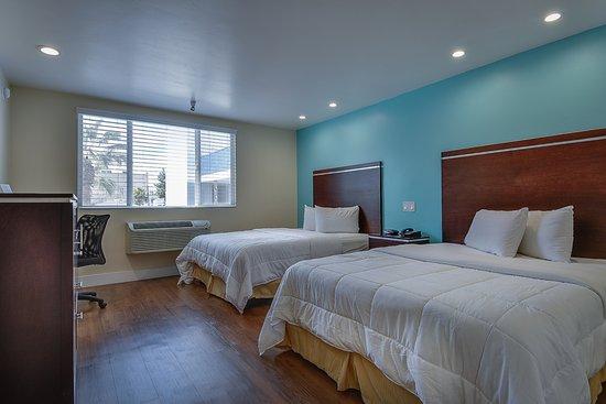 Vagabond Inn Executive Bakersfield Downtowner Updated