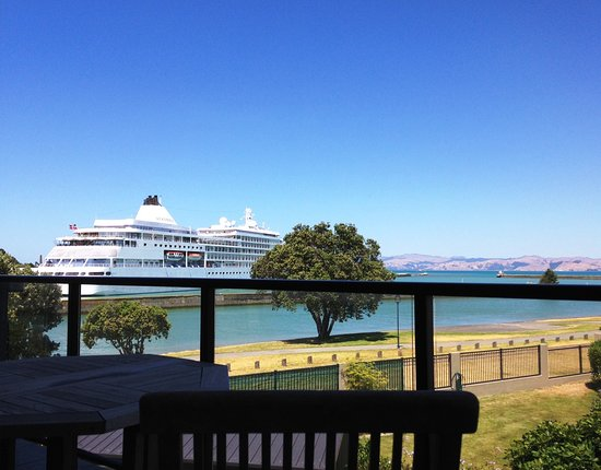 Portside Hotel - Heritage Collection: Silversea from Penthouse