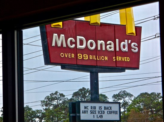 Fast Food In Spring Hill Fl