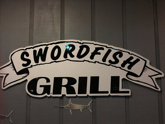 Swordfish Grill Photo