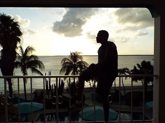 Bonaire Oceanfront Apartments Photo