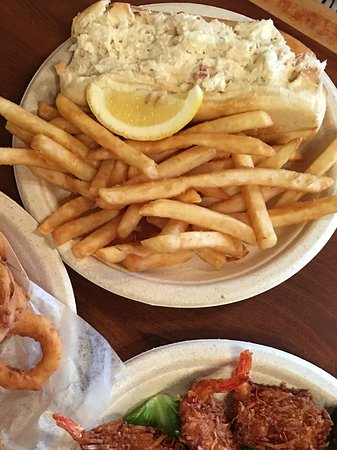 North Hampton, NH: Seafood
