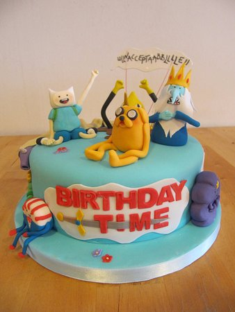 adventuretime cake picture of teasy does it newcastle upon tyne