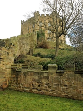 Durham Castle : the non Norman bit!