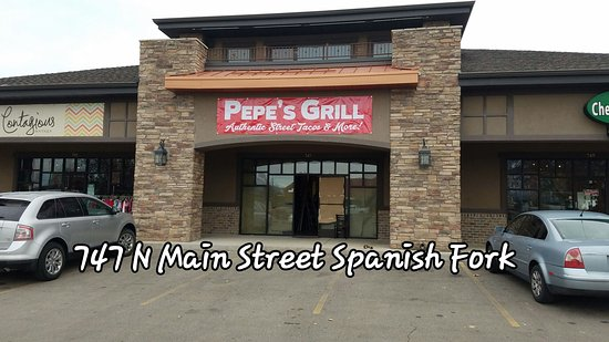 Spanish Fork, UT: Location