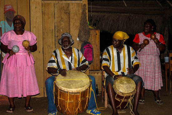 ‪بونتا جوردا, بليز: Garifuna culture at its best!!‬
