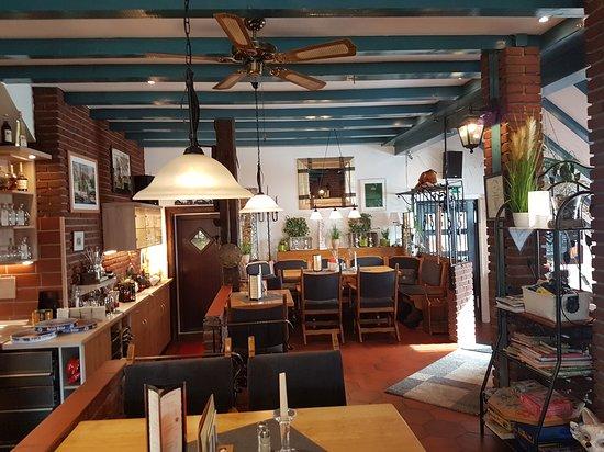 Butjadingen, Γερμανία: Restaurant Kachelstübchen
