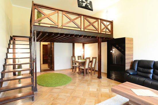 Mezzanine Studio - Picture of Select City Center Apartments, Brasov ...