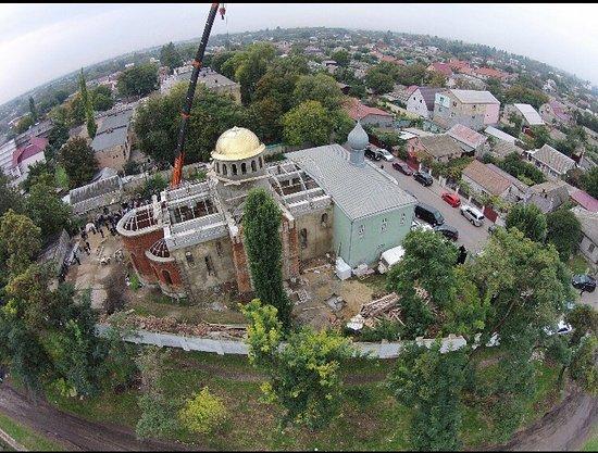 Temple Entrance to Jerusalem