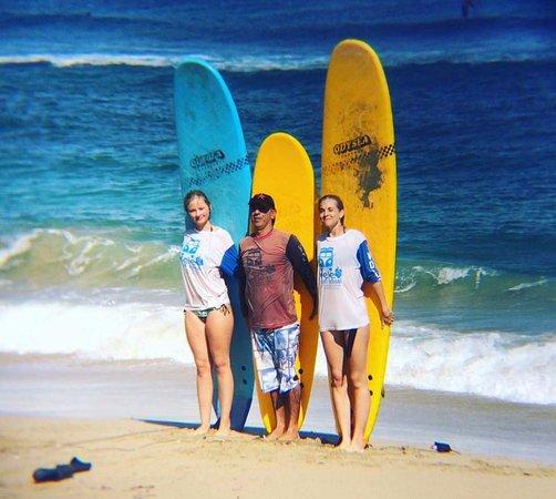 Cabarete, Dominican Republic: Good vibes at the beach @kelesurfschool