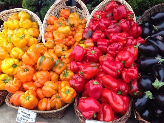 Lake Oswego, OR: Summer peppers