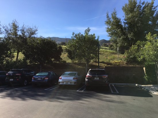 Agoura Hills, Californie : Parking