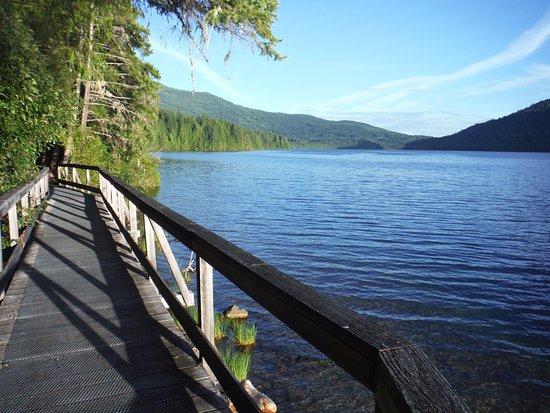 Powell River, Canada: walk ways