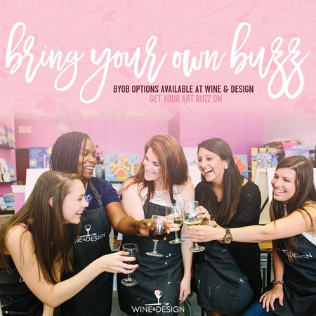 Wine and design coupon cary nc