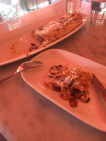 Photo of Italian Restaurant Calzone's at 430 Columbus Ave, San Francisco, CA 94133, United States