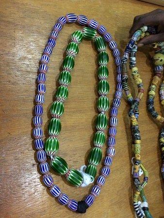 Eastern Region, Ghana: Beads!