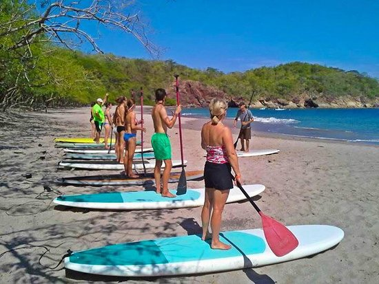 Costa Rica Sup and Surf Club