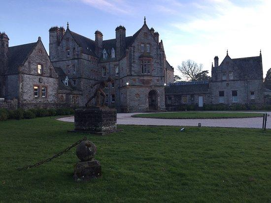 Glaslough, İrlanda: Castle Leslie Estate