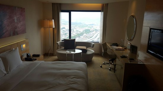 DoubleTree by Hilton Hotel Kuala Lumpur: Room 2617