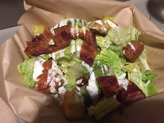 Bankers Hill: Salad with Bacon