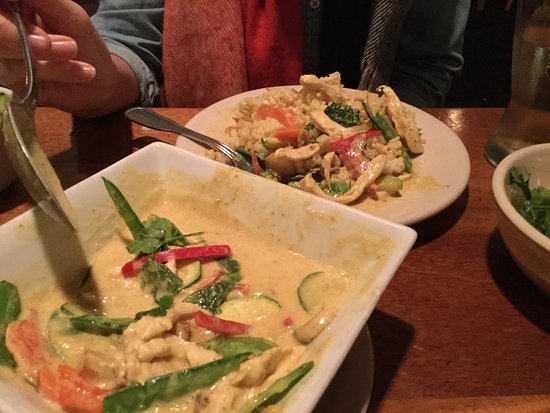 Thai Pepper: Yellow Curry
