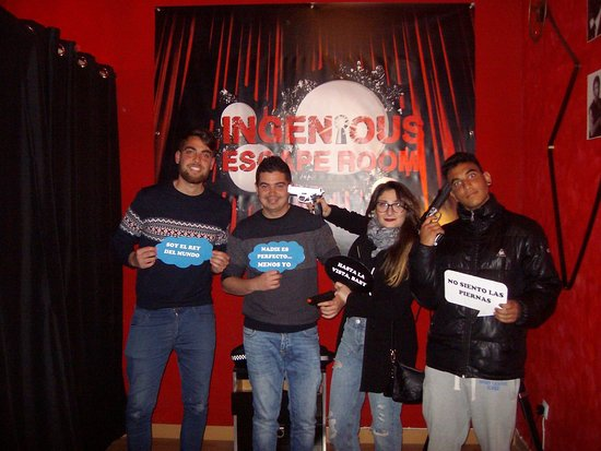 Escape Room Elche Ingenious