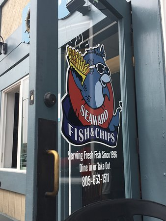 Seaward Village Fish & Chips: photo1.jpg