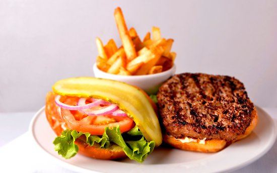 McCleery Golf Course : Sop and have a burger after golf.