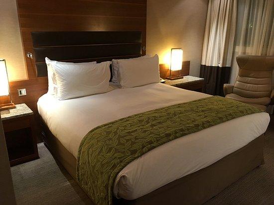 sofitel london heathrow le lit queen size en chambre classique - Lit Queen Size