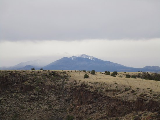 San Francisco Peaks: From the citadel